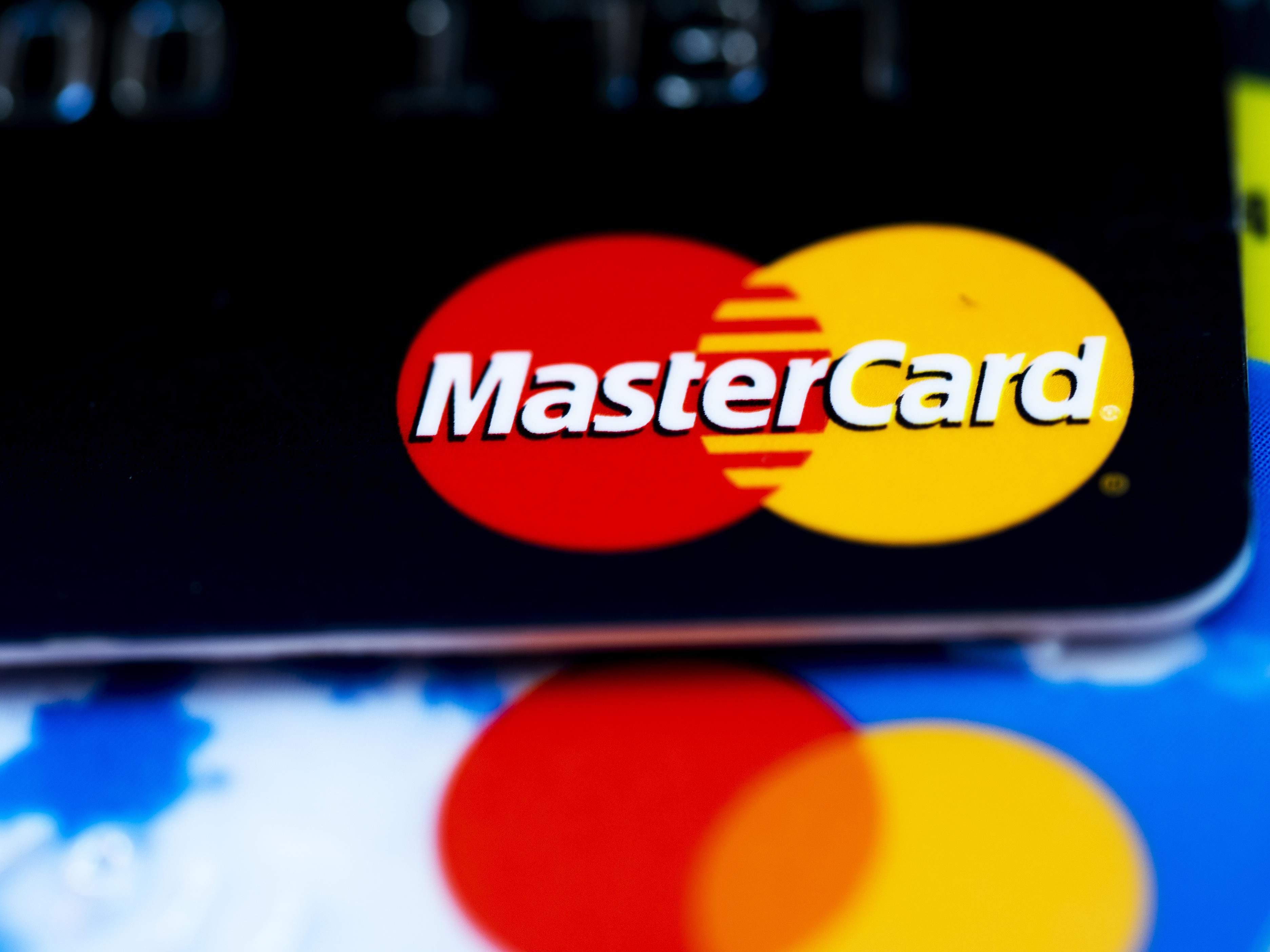 Forecast Of The Day: Mastercard's Payment Volume Per Card