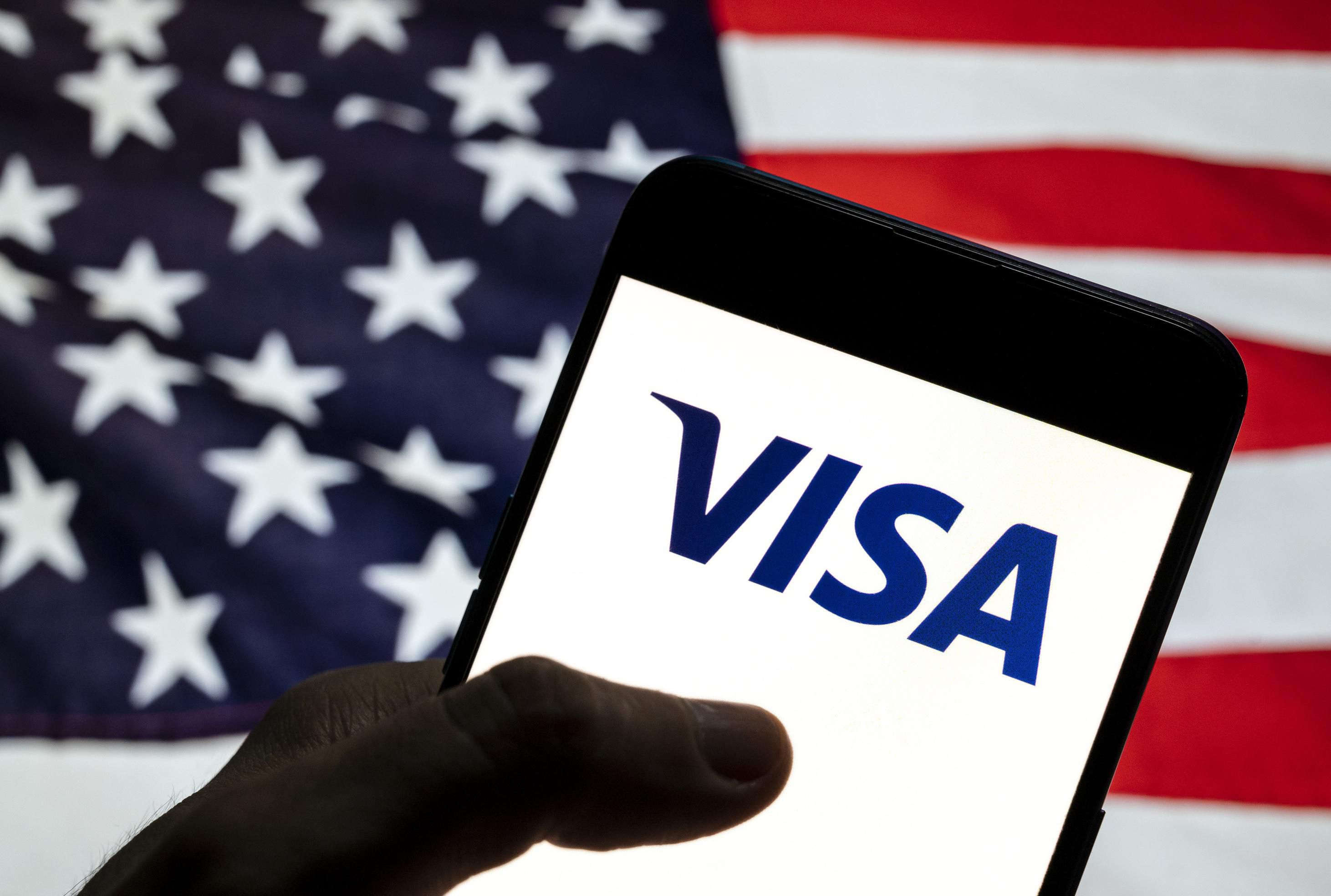 Forecast Of The Day: Visa's Payments Volume Per Card