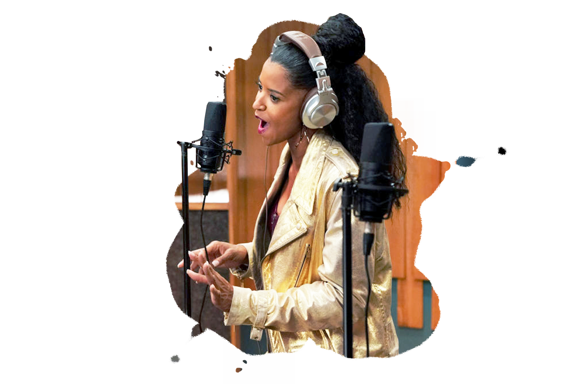 Girls5eva's Renée Elise Goldsberry Embraced Her Girl-Group Past as Wickie Roy