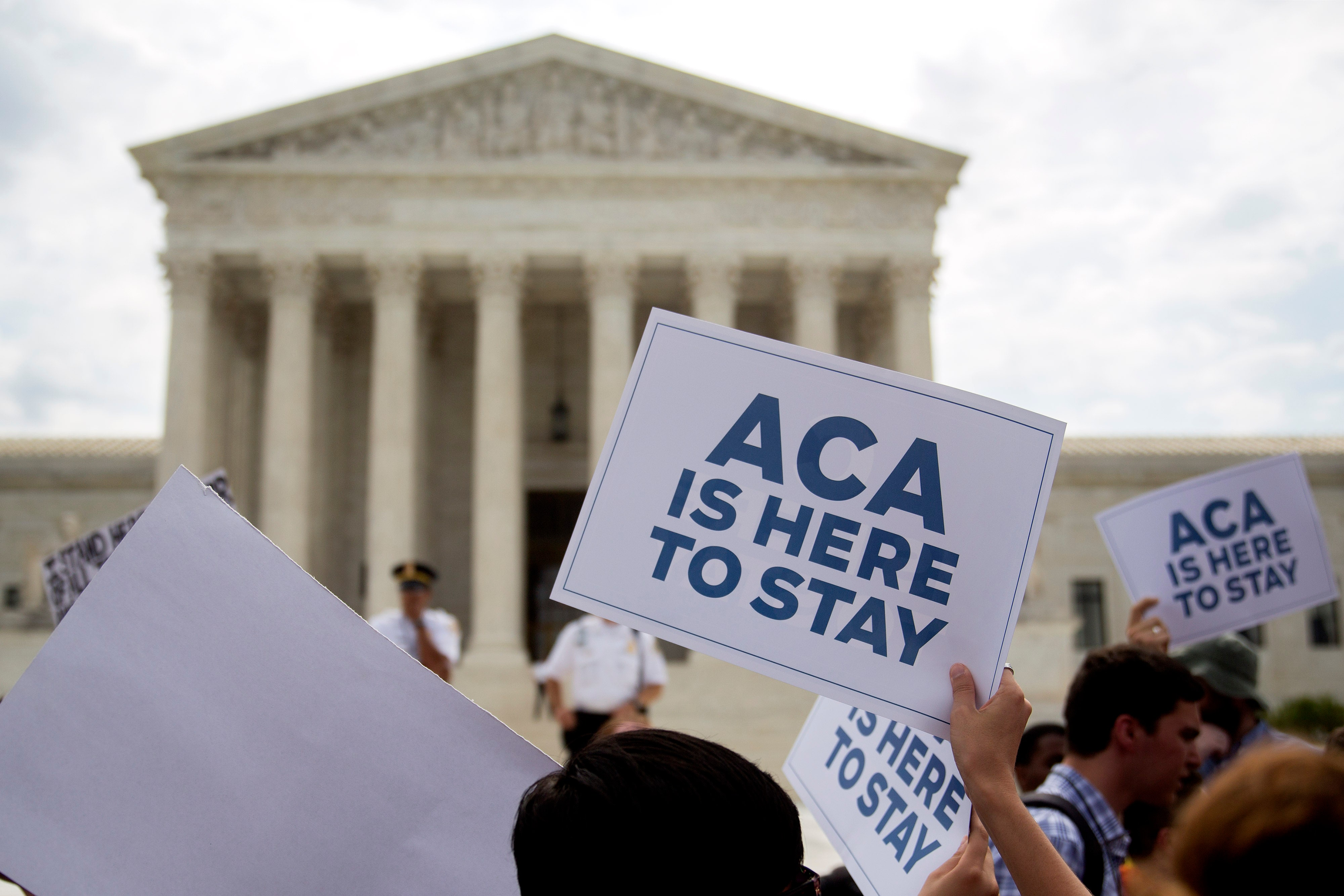 """""""Our Epic Affordable Care Act Trilogy"""": The Supreme Court Has Squashed the GOP's Decade-Long Crusade to Kill Obamacare"""
