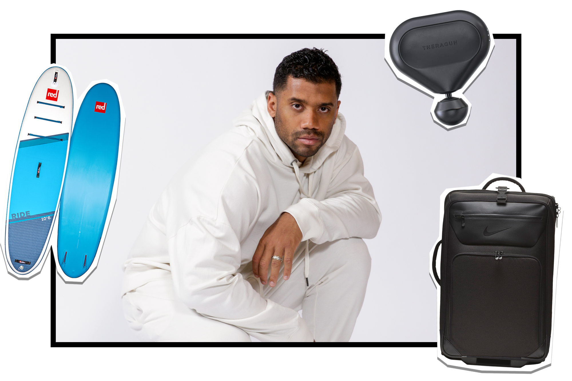 Russell Wilson's Father's Day Picks