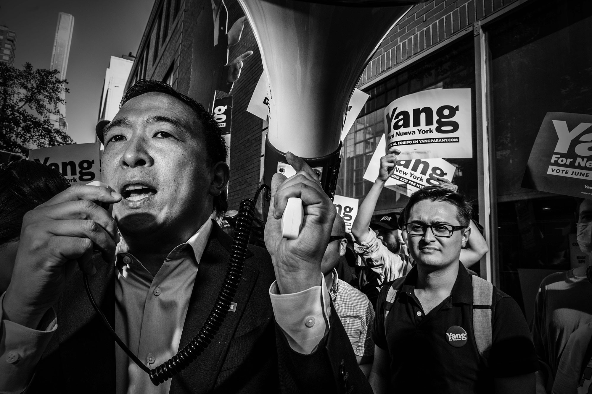 """""""Yang's White-Liberal Support Collapsed"""": Inside the Final Days of Andrew Yang's Waning Campaign"""