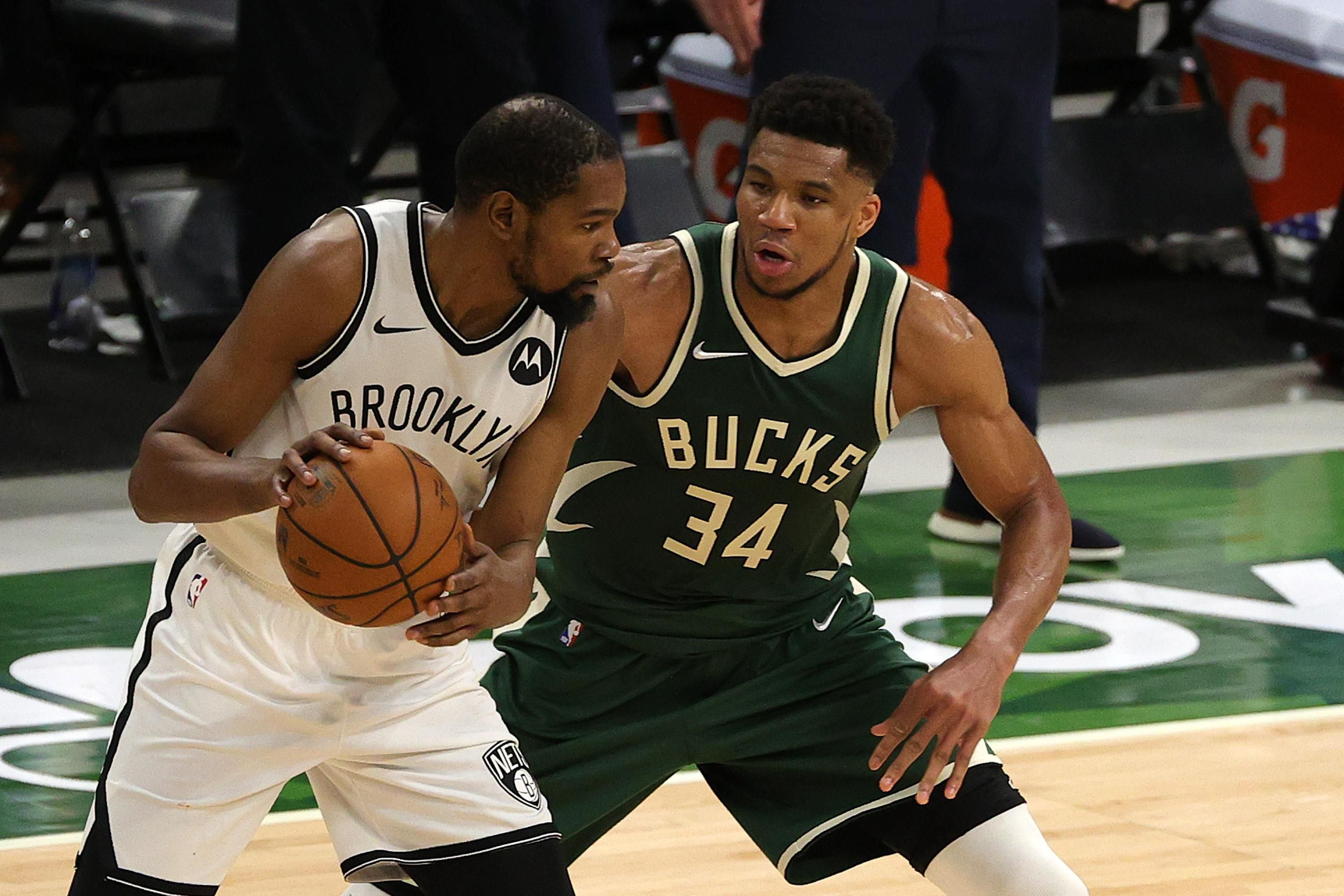 2021 NBA Playoff Bracket: Schedule, Start Time, Odds, Game 7 Predictions For Nets Vs. Bucks