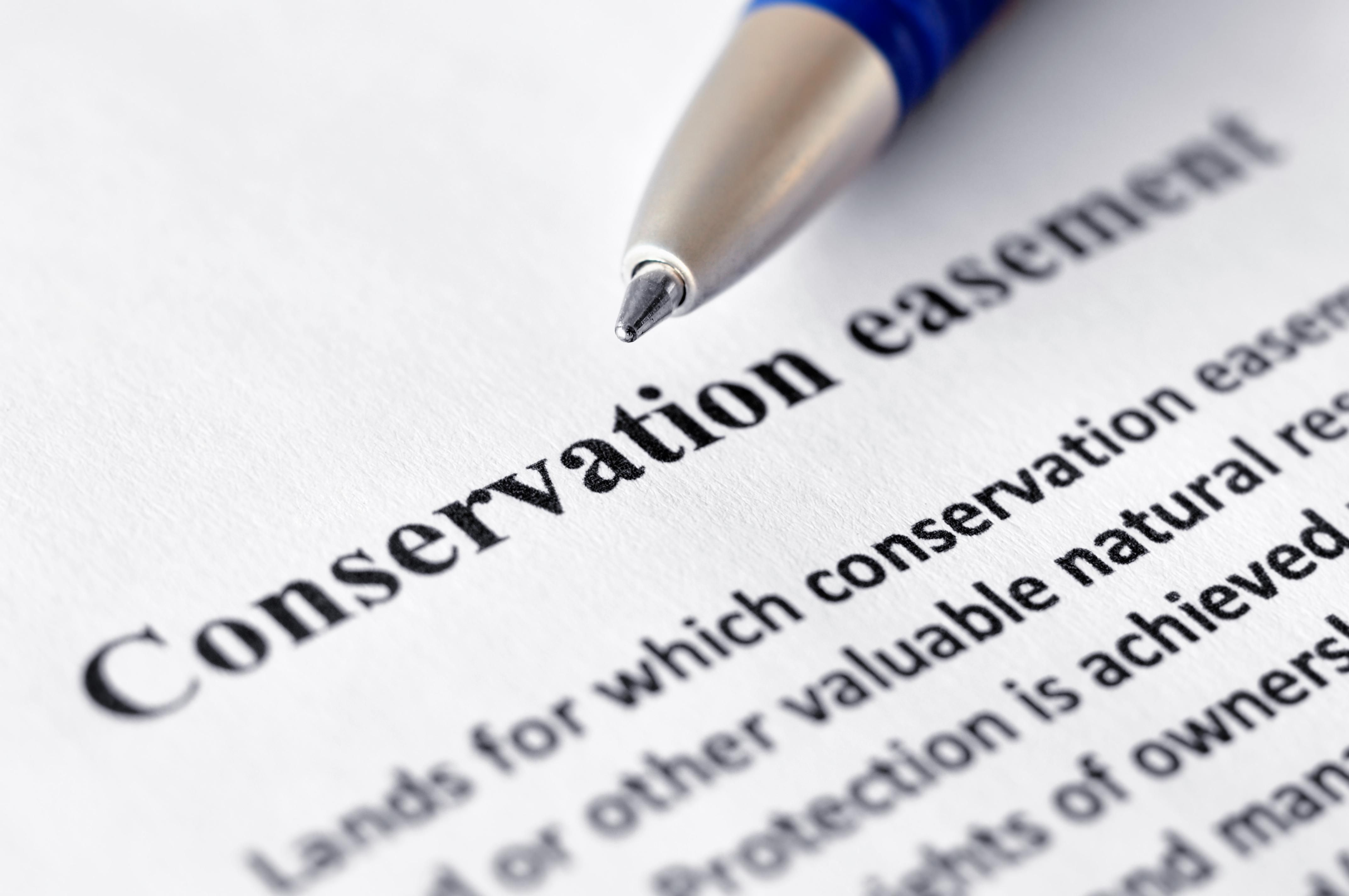 CPAs Should Steer Clear Of Syndicated Conservation Easements