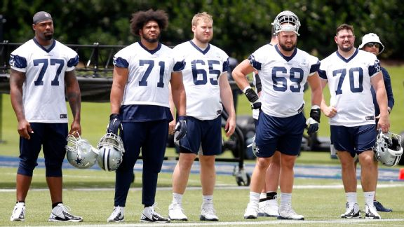 Dak Prescott: These three Cowboys are 'most important, if you ask me'