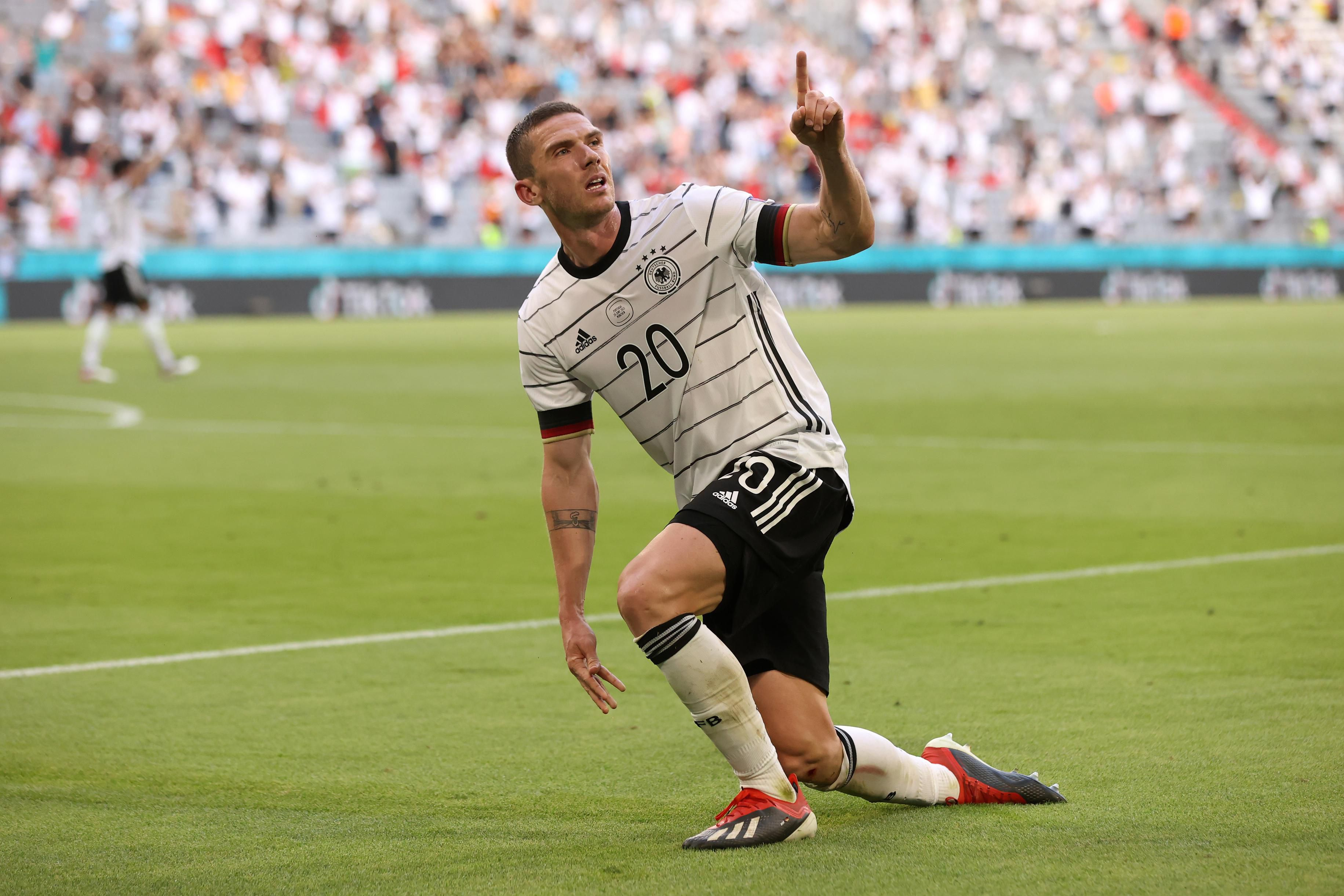 Euro 2020: Robin Gosens Resurrects Germany With Fantastic Performance Against Portugal