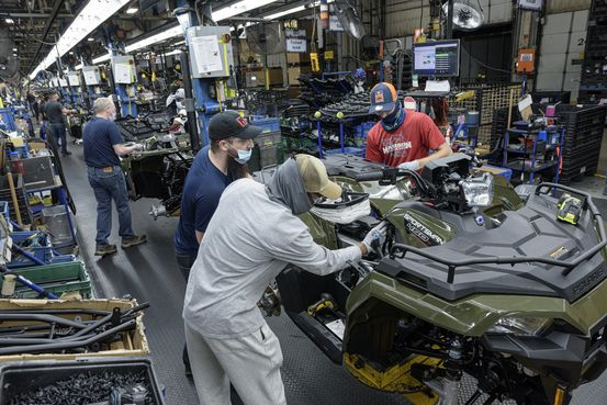 For Maker of Boats, Motorcycles, ATVs, the Supply Chain Is in Charge