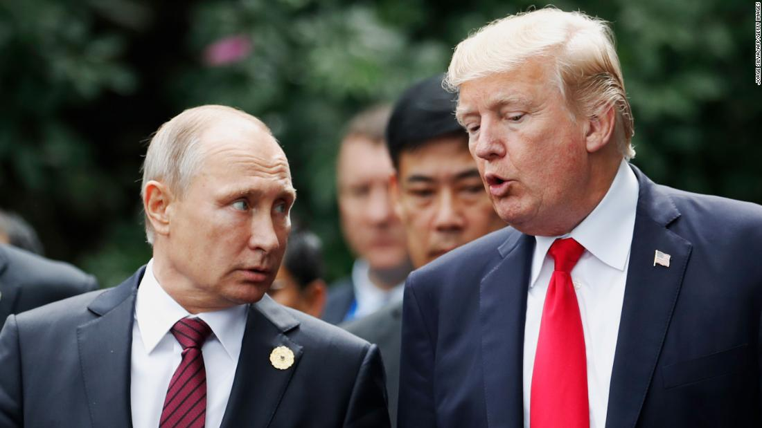 How Trump turned Russia into a partisan issue
