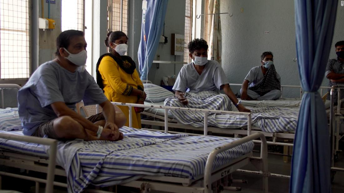 India now being ravaged by a new deadly crisis