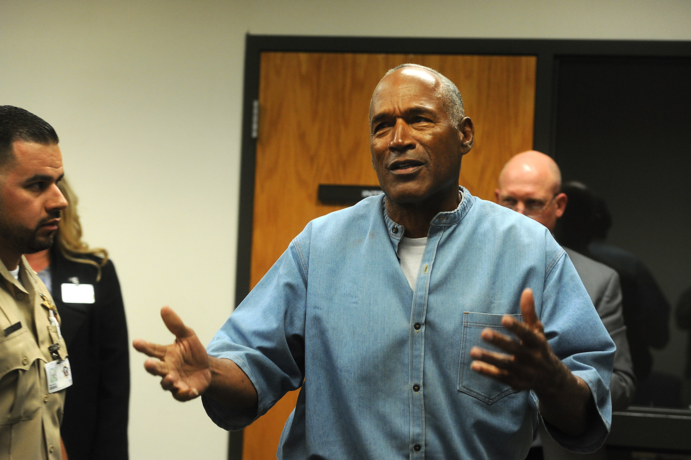 Is O.J. Simpson Planning to Pay the $60 Million He Owes? No.