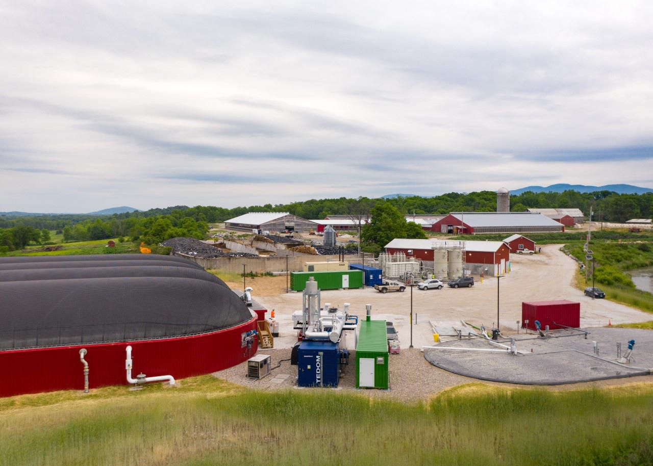 Renewable Natural Gas Set For Disruptive Growth