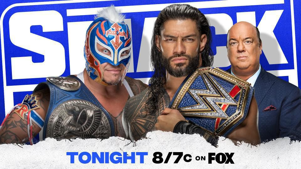 WWE SmackDown Results: Winners, News And Notes As Roman Reigns Beats Rey Mysterio