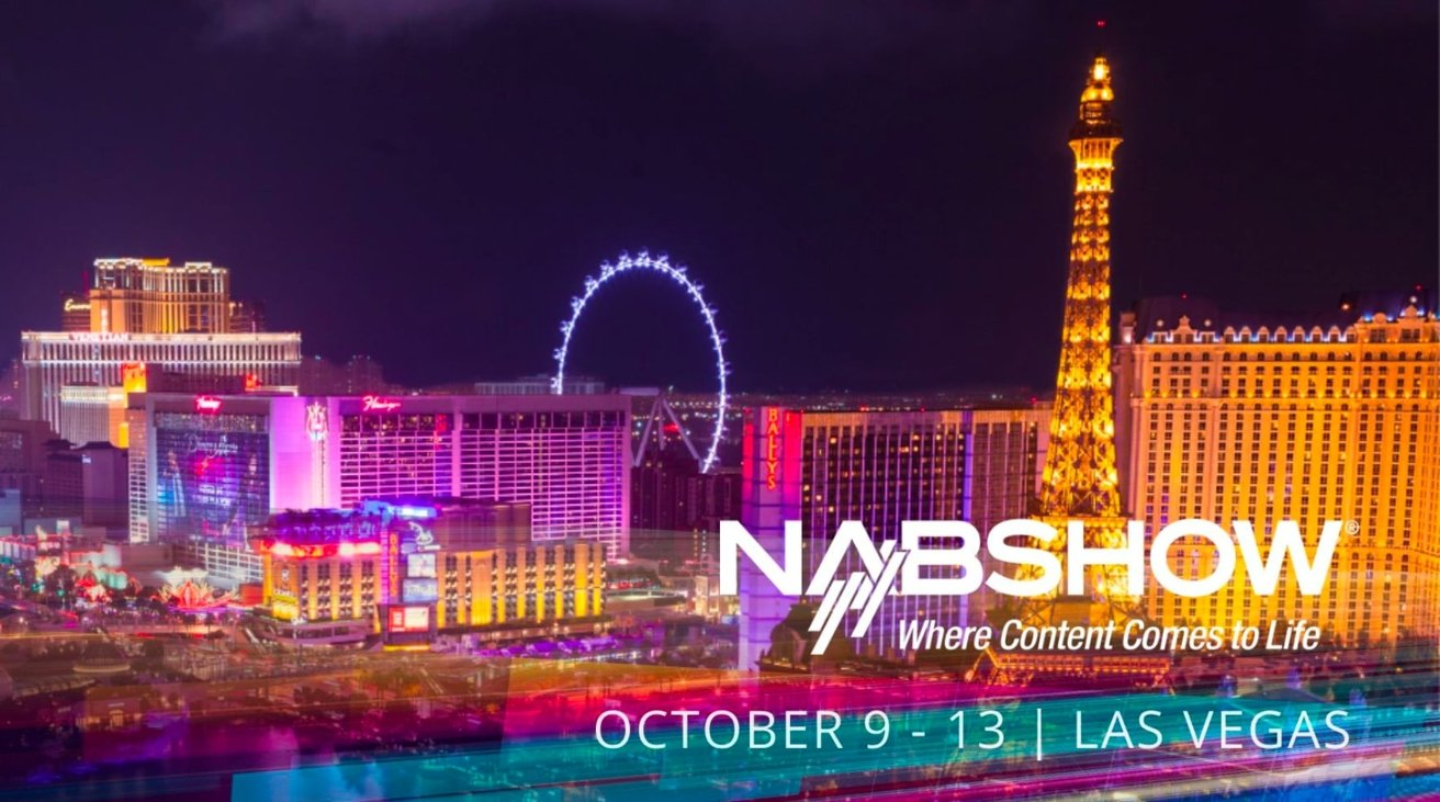 Apple officially attending NAB for first time in a decade